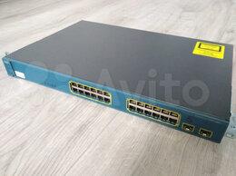 Проводные роутеры и коммутаторы - Коммутаторы Cisco WS-C3560-24TS, 0