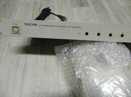 Усилители и ресиверы - TASCAM LA-80  CONVERTER, 0