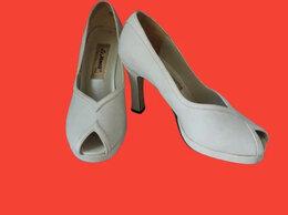 Туфли - Туфли белые, 0