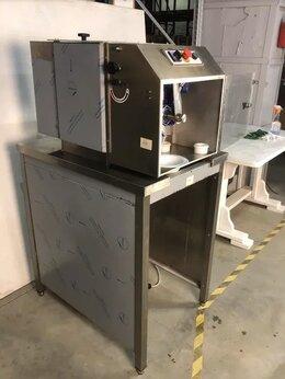 Тестомесильные и тестораскаточные машины - Тестоделитель Pizza Group SA300 (новый, бункер…, 0