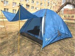 Палатки - Палатка туристическая 4 места, 0