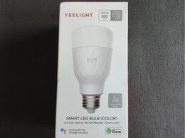 Системы Умный дом - Умная лампочка Xiaomi Yeelight RGB, 0