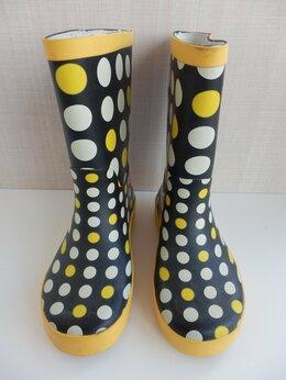 Резиновые сапоги и калоши - Резиновые сапоги PlayToday для девочки, р-р 28, 0
