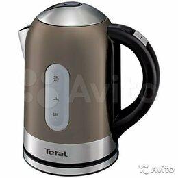 Электрочайники и термопоты - Электро чайник Tefal Electronic KI4009RU , 0
