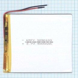 Аккумуляторы - Аккумулятор Li-Pol (батарея) 3*90*103мм 2pin…, 0