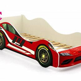 Кроватки - Кровать-машина Супра, красный, 0