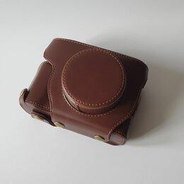 Сумки и чехлы для фото- и видеотехники - Кожаный чехол для фотоаппарата Fujifilm X-100F, 0