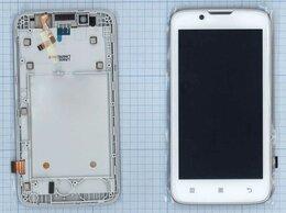 Запчасти и аксессуары для планшетов - Модуль (матрица + тачскрин) для Lenovo A328…, 0
