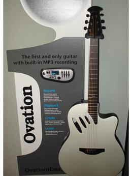 Акустические и классические гитары - Гитара идея Ovation CC54i-5 Электроакустика, 0