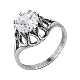 Комплекты - Бижутерия кольцо серебрение с оксидированием с фиа, 0