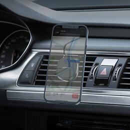 Держатели для мобильных устройств - Авто держатель на воздуховод  магнитный  (BH40 ), 0