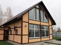 Готовые строения - Дачный дом с панорамными окнами, 0