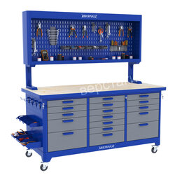 Мебель для учреждений - Верстак KronVuz TBW 575-7000-K2, 0
