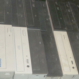 Оптические приводы - CD-ROM, разъем IDE. Черные и белые., 0
