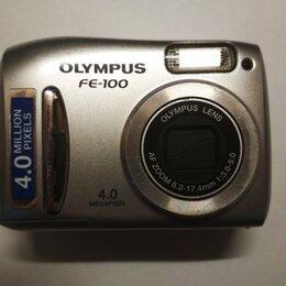 Фотоаппараты - Камера Olimpus FE-100 продаю, 0