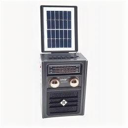 Радиоприемники - Аккумуляторный радиоприемник  с солнечной панелью , 0
