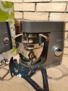 Кухонные комбайны и измельчители - Кухонная машина Kenwood KVL8300S, 0