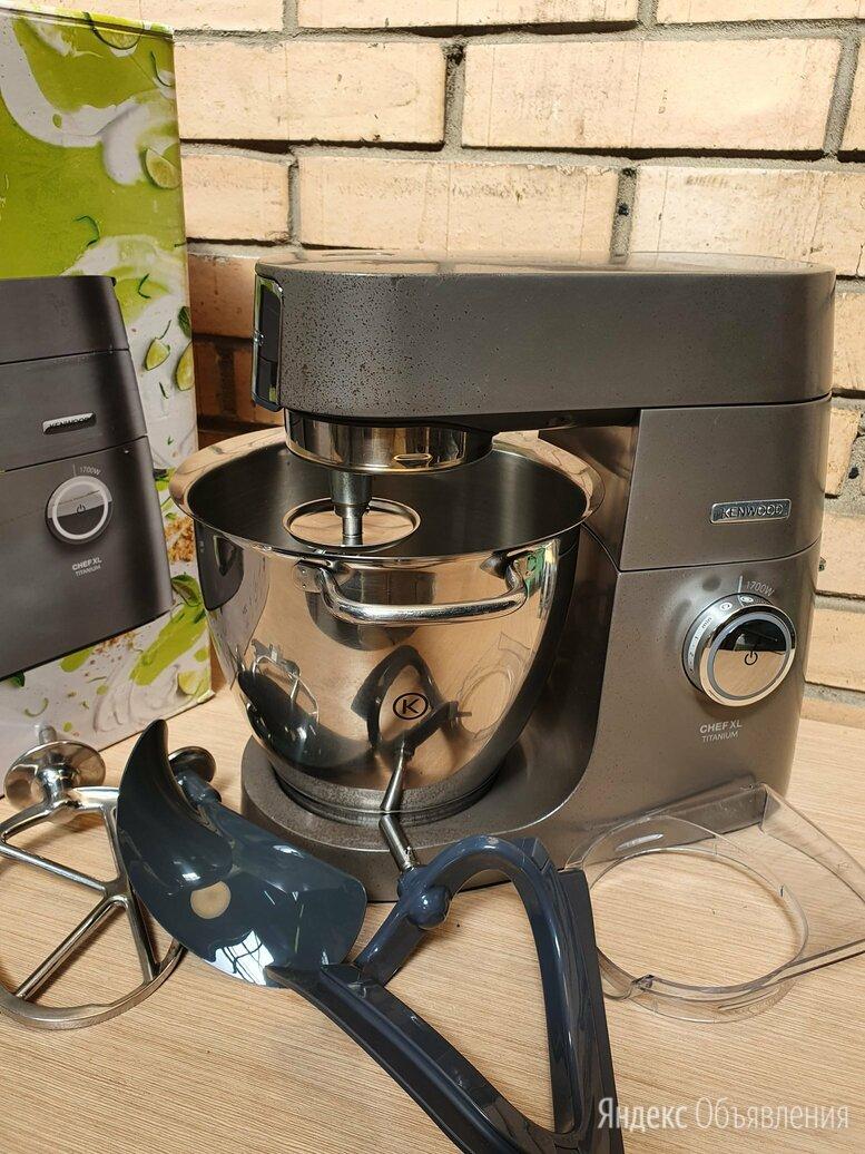 Кухонная машина Kenwood KVL8300S по цене 14990₽ - Кухонные комбайны и измельчители, фото 0