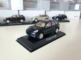 Модели - Porsche Cayenne S Type 958 рестайлинг 1/43…, 0