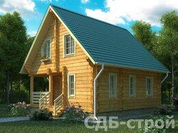 Готовые строения - Дом из профилированного бруса ДПБ10, 0