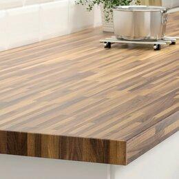 Мебель для кухни - Столешница из массива дерева., 0