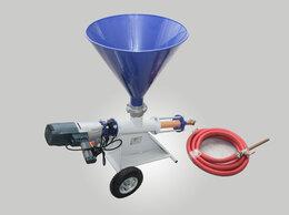 Промышленные насосы и фильтры - Шнековый насос инъектирования и торкретирования, 0