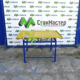 Прочие станки - Вибростол для производства тротуарной плитки…, 0