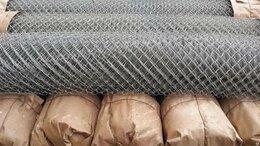 Заборчики, сетки и бордюрные ленты - Продам сетку рабицу оцинкованную Кохма, 0