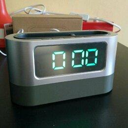 Часы настольные и каминные - Часы-будильник с подставкой LL-038, 0