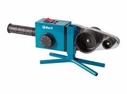 Аппараты для сварки пластиковых труб - Аппарат для сварки труб Bort BRS-2000 20-63 мм, 0