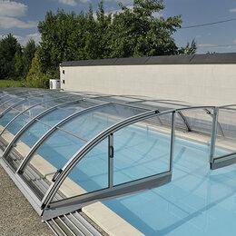 Павильоны для бассейнов - Павильон для бассейна Albixon DALLAS Clear B (4 секции), 0