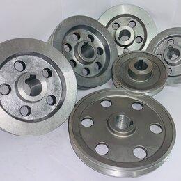 Аксессуары, запчасти и оснастка для пневмоинструмента - Шкивы для поршневых блоков и электродвигателей, 0