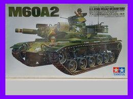 Сборные модели - 1/35 сборная модель танка М60А2 Старшип США…, 0