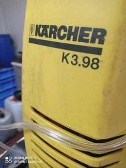 Мойки высокого давления - Диагностика моек Karcher K3, K4, K5, 0