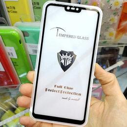 Защитные пленки и стекла - Стекло защитное на Xiaomi Mi 8 lite , 0