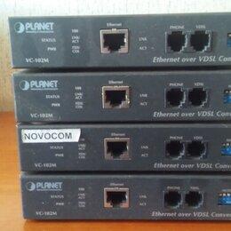 3G,4G, LTE и ADSL модемы - VDSL-модемы (master) Planet VC-102M, 0