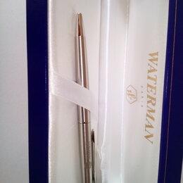 Визитницы и кредитницы - Ручка Waterman шариковая, 0