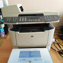 Принтеры, сканеры и МФУ -  HP LaserJet M2727NF + новый картридж на 3000 стр, 0