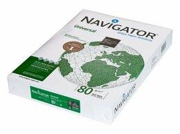 Бумага и пленка - Бумага А4, Navigator 500лист., 0