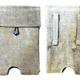 Кейсы и чехлы - Чехол с деревянной пуговицей к мпл, 0