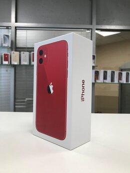 Мобильные телефоны - iPhone 11 256gb РосТест red A2221, 0