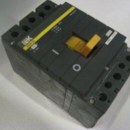 Электрические щиты и комплектующие - автоматы силовые 10-250  А   (разные), 0