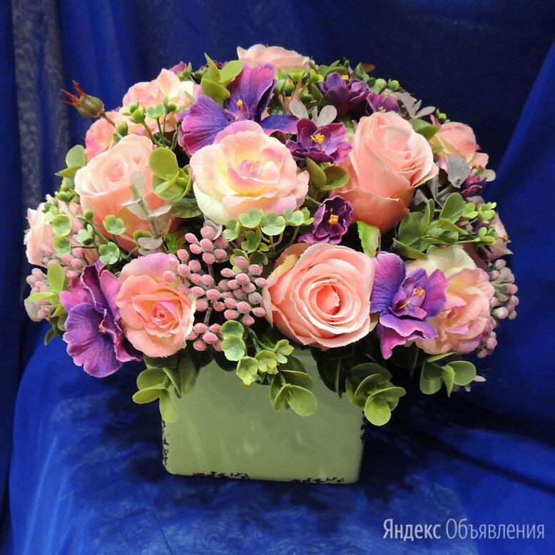 Флористическая композиция по цене 1500₽ - Цветы, букеты, композиции, фото 0