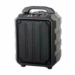 Портативная акустика -  Leem PR-6 25Вт Акустическая система портативная с аккумулятором, 0