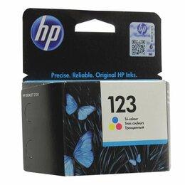 Картриджи - Картридж струйный HP (F6V16AE) Deskjet 2130,…, 0