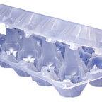 Контейнеры и ланч-боксы - Упаковка для куриных яиц (входит 10 яиц), 0