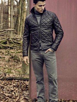 Куртки - Утепленная кожаная куртка Otto Kern р.52-54…, 0