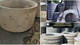 Железобетонные изделия - Кольца колодезные по ГОСТ 8020-90 Доставка по…, 0
