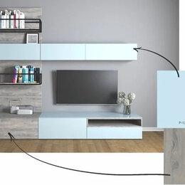 Шкафы, стенки, гарнитуры - Стенка Панна Котта , 0