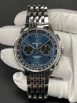Наручные часы - BREITLING PREMIER B01 CHRONOGRAPH 42 AB0118A61C1A1, 0